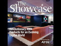 Spire's Project: Genji Steakhouse Featured in The Showcase by AMX