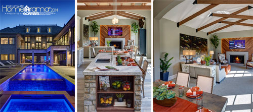 Spire's Show House featured at the Ultimate Homearama
