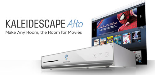 Kaleidescape Introduces a New Movie Player