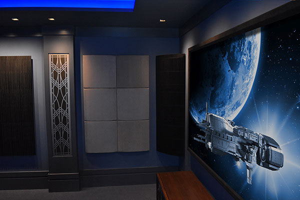 Home Theater - Spire Integrated Systems