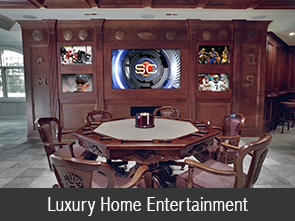 Luxury Home Entertainment
