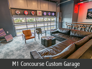M1 Concourse Custom Garage