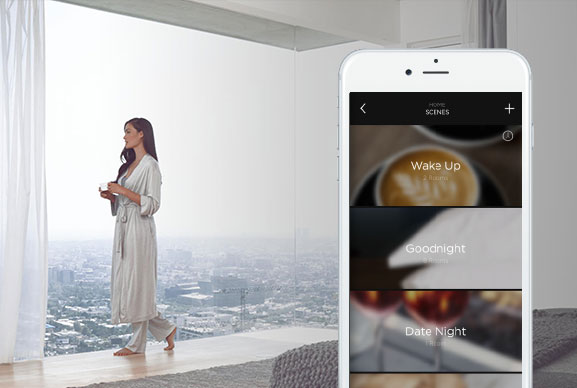 Savant Scenes allow any number of task to be performed at once from powering on cable TV to adjusting lighting with an obsessive degree of detail. & Savant Home Automation for Lighting Security u0026 More azcodes.com