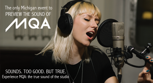 Meridian MQA Preview Event