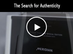 The Search for Authenticity