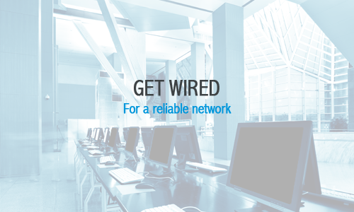 Four Situations Where Wireless isn't Good Enough