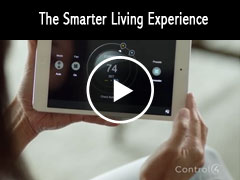 Control4 Smarter Living Experience