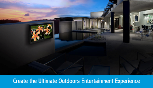 Bring Unforgettable Entertainment Outdoors