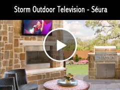 Séura Outdoor TV