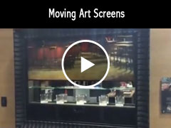 Moving Art Screens - CEDIA 2015