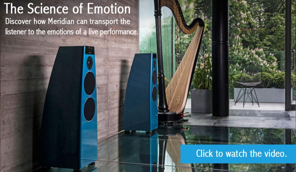 Meridian The Science of Emotion