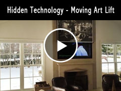 Hidden Technology - Moving Art Lift