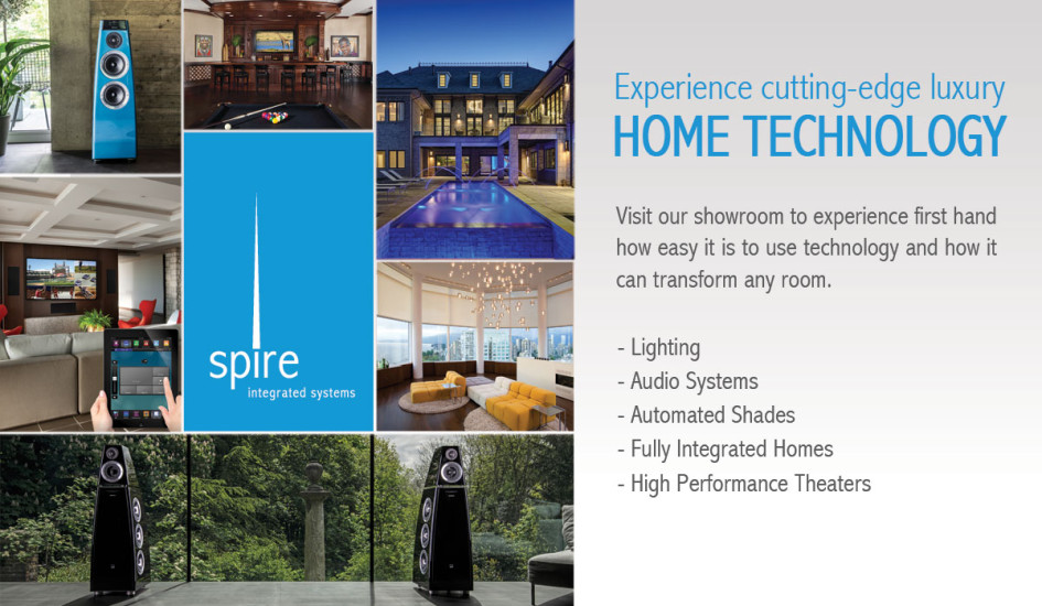 Spire Integrated Showroom
