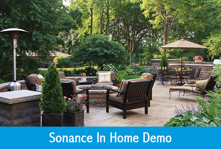 Sonance In Home Demo
