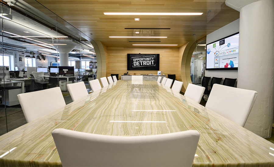integrated conference room