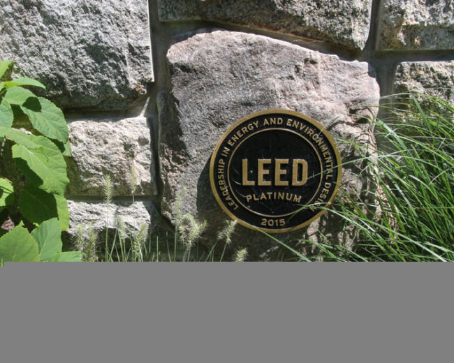 LEED Platinum Certified House