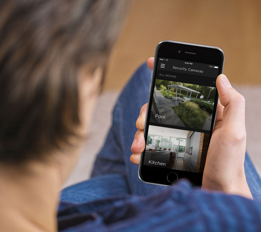 home solutions security camera app