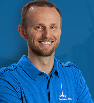 Mike Waligorski is the Director of Operations for Spire North