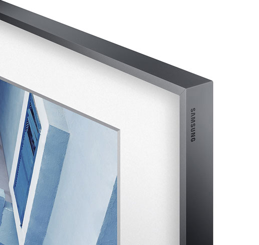 The Frame by Samsung - a 4K UHD TV