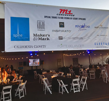 Spire Featured at M1 Concourse Night of Luxury