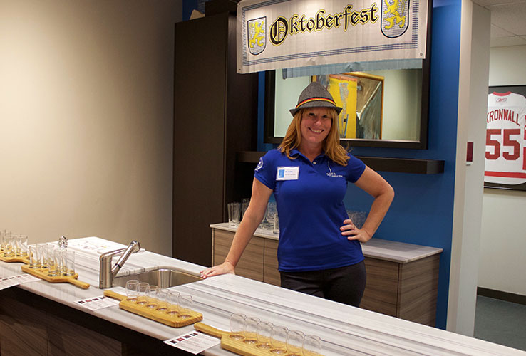 Spire Host Trainings & Fall Oktoberfest