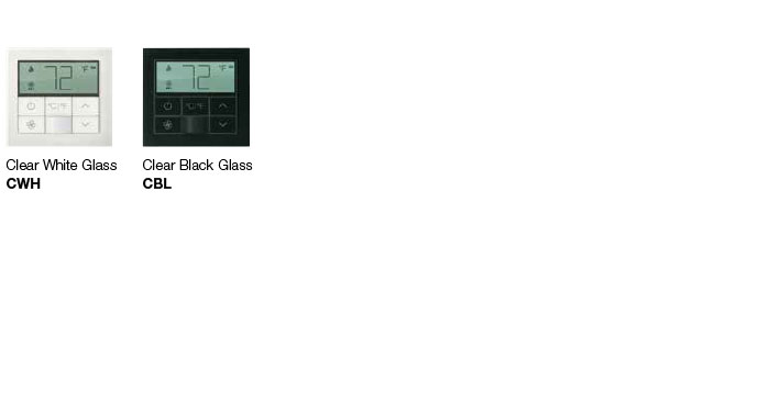 thermostat glass