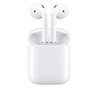 Apple Air Pods Spire Integrated 2018 Holiday Tech Guide