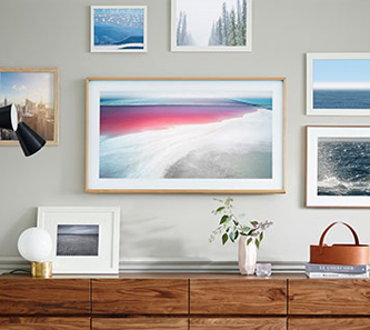 Samsung Frame Spire Integrated 2018 Holiday Tech Guide 2