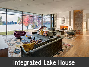 Integrated Lake House