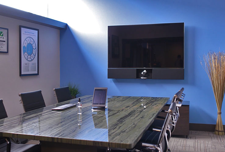 Audio-Video Design for Commercial Spaces