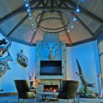 Trophy Room with Ketra Lighting