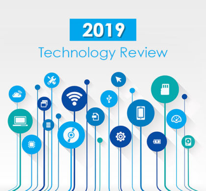 Favorite Technology from 2019