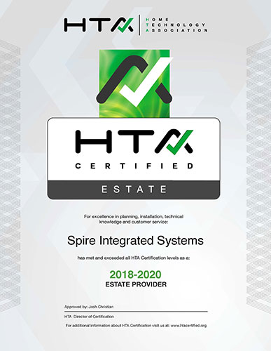 HTA Certified Estate