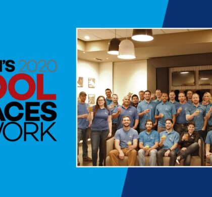 Spire Featured as one of Crain's Cool Places to Work